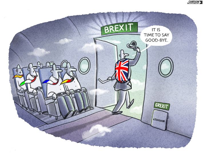 Did We Have To Brexit?